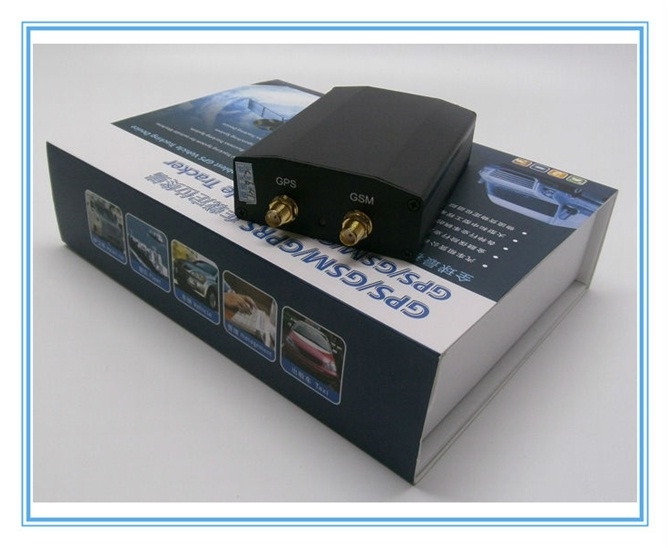 TK103 GPS Vehicle Tracker
